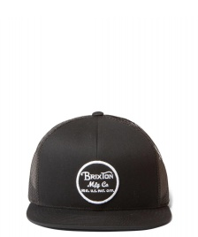 Brixton Brixton Snap Cap Wheeler Mesh black/black