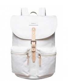 Sandqvist Sandqvist Backpack Roald white off