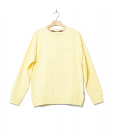 Wemoto Wemoto Sweater Kenny yellow tender