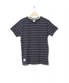 Wemoto Wemoto T-Shirt Cope blue navy