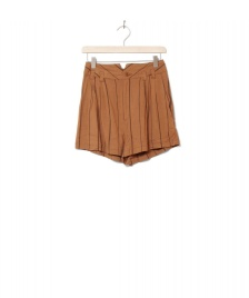 Wemoto Wemoto W Shorts Seth Printed brown sugar-black