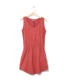 Wemoto Wemoto W Dress New Tavi red-off white