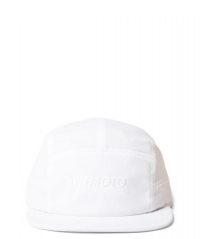 Wemoto Wemoto 5 Panel Cap Studio white