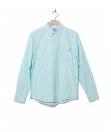 Carhartt WIP Carhartt WIP Shirt Button Down Pocket green yucca