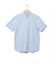 Carhartt WIP Carhartt WIP Shirt Lancaster Logo blue capri