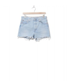 Levis Levis W Shorts 501 High Rise blue weak in the knees