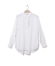 Selected Femme Selected Femme Shirt Slfkalli 7/8 white bright