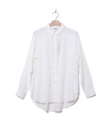 Selected Femme Selected Femme Shirt Slfkalli 7/8 white bright