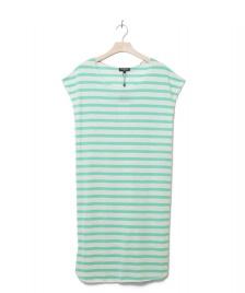 Selected Femme Selected Femme Dress Sfivy green gumdrop stripes