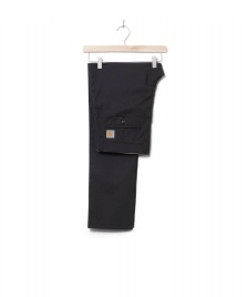 Carhartt WIP Carhartt WIP Pants Johnson Diamond black rigid
