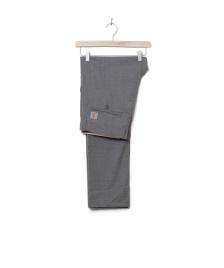 Carhartt WIP Carhartt WIP Pants Johnson Diamond grey light heather rigid