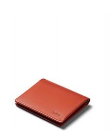 Bellroy Bellroy Wallet Slim Sleeve red tangelo