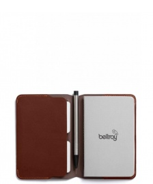 Bellroy Bellroy Notebook Cover Mini brown cocoa
