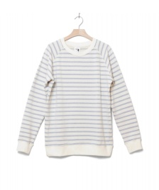 Klitmoller Collective Klitmoller Sweater Bertil beige/cream heaven