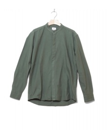 Klitmoller Collective Klitmoller Shirt Simon green olive