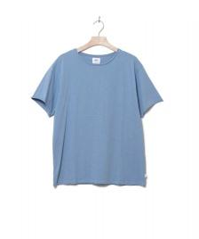 Klitmoller Collective Klitmoller T-Shirt Sigurd blue heaven flame