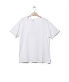 Klitmoller Collective Klitmoller T-Shirt Sigurd white flame