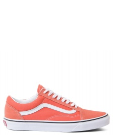 Vans Vans Shoes Old Skool orange emberglow/true white