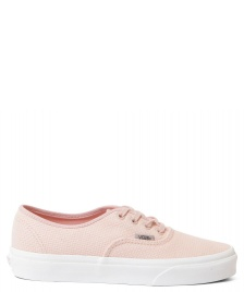 Vans Vans W Shoes Authentic Woven Check pink spanish villa/snow white