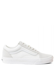 Vans Vans W Shoes Old Skool Woven Check white marshmallow/snow white