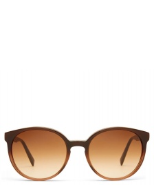 Viu Viu Sunglasses Diva dark rum shiny