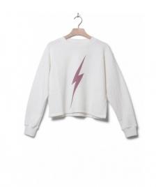 Lightning Bolt Lightning Bolt W Sweater Forever beige egret