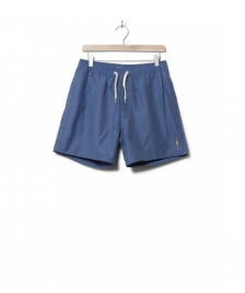 Lightning Bolt Lightning Bolt Shorts Plain Turtle blue stone