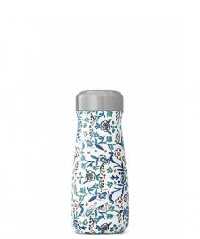 Swell Swell Bottle Traveler MD white blue cornflower