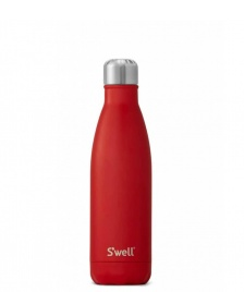 Swell Swell Water Bottle MD red scarlet