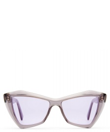 Viu Viu x House of Dagmar Sunglasses Ingrid foggy blue shiny