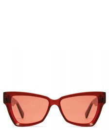 Viu Viu Sunglasses Fierce red shiny
