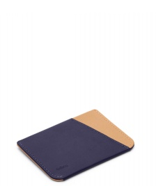 Bellroy Bellroy Wallet Micro Sleeve blue navy tan