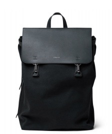 Sandqvist Sandqvist Backpack Hege Hook black