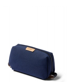 Bellroy Bellroy Washbag Dopp Kit blue ink