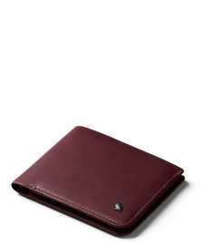 Bellroy Bellroy Wallet Hide & Seek HI RFID red wine