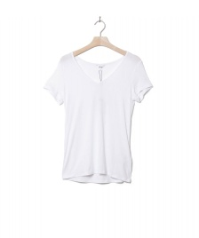MbyM MbyM W T-Shirt Queenie white optical