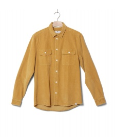 Revolution (RVLT) Revolution Shirt 3721 yellow khaki