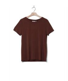 Minimum Minimum W T-Shirt Rynah brown potting soil