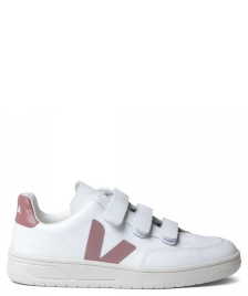 Veja Veja W Shoes V-Lock Leather white extra dried petal