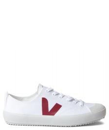 Veja Veja W Shoes Nova Canvas white marsala