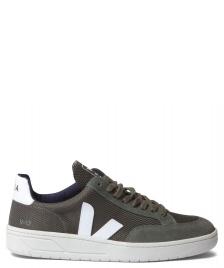 Veja Veja Shoes V-12 B-Mesh green olive white