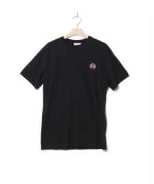 Wood Wood Wood Wood T-Shirt Slater black