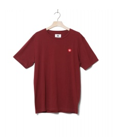 Wood Wood Wood Wood T-Shirt Ace red dark