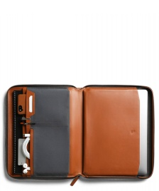 Bellroy Bellroy Tech Folio brown caramel