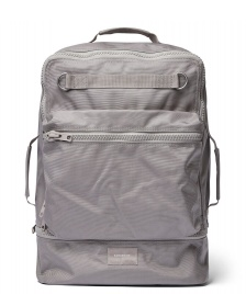 Sandqvist Sandqvist Backpack Algot grey light