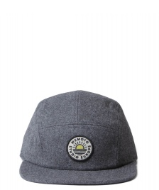 Wemoto Wemoto 5 Panel Cap Life grey