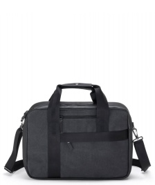 Qwstion Qwstion Bag Office graphite leather
