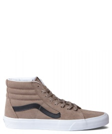 Vans Vans Shoes Sk8-Hi brown portabella/true white