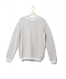 Klitmoller Collective Klitmoller Knit Otto white cream/navy