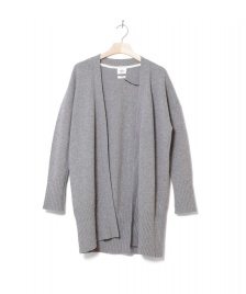 Klitmoller Collective Klitmoller W Cardigan Rosemarie grey light